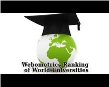 ** 2017. Ranking Web of Universities. July New Edition **
